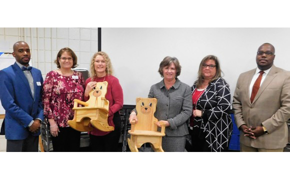 Teddy Bear Chair Workshop