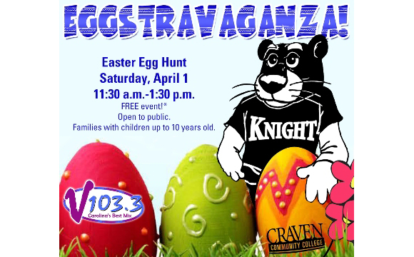 Eggstravaganza Easter Egg Hunt