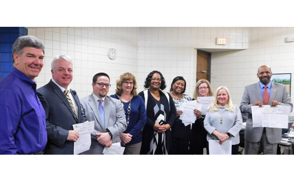 Spring Craven Partners In Education Winners