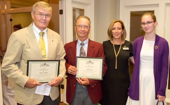 New Bern Historical Society Awards