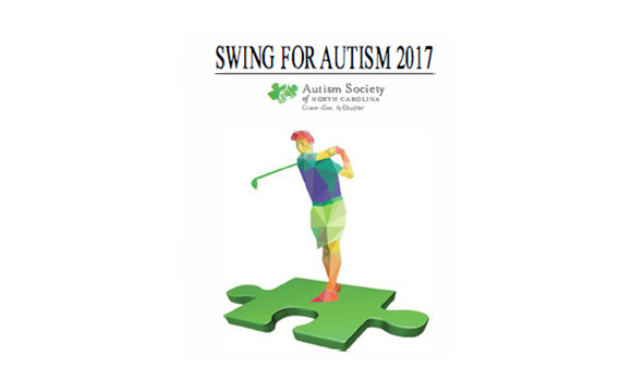 Swing for Autism 2017