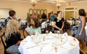Coastal Women's Forum Networking