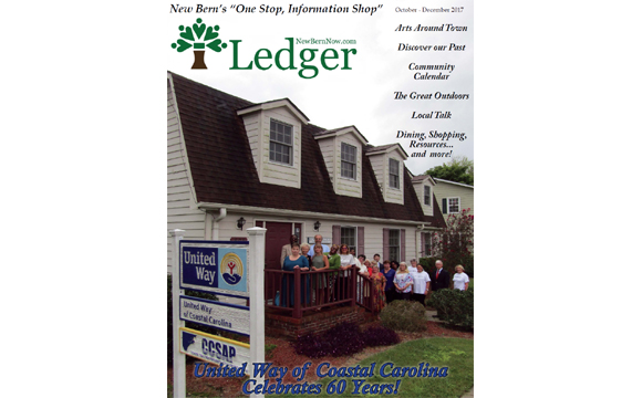 New Bern Now Ledger Magazine 4th Qtr 2017