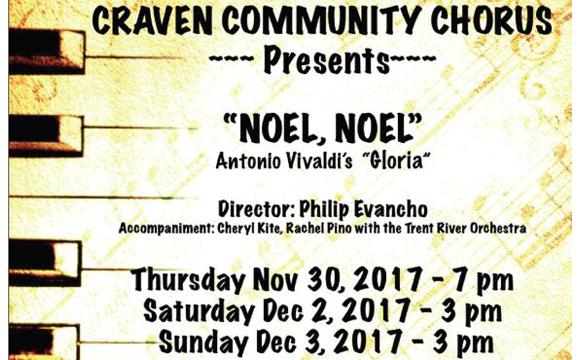 Craven Community Chorus Christmas Concert
