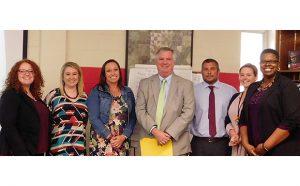 Edward Jones Teacher Recognition Award