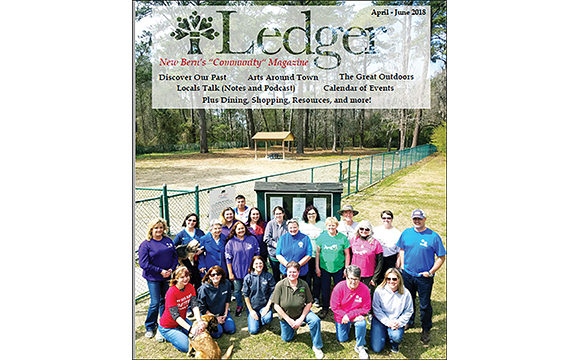 Ledger Magazine - 2nd Qtr 2018