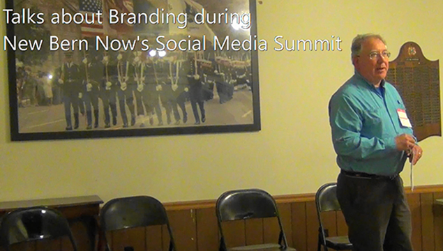Bill Wheeler Branding Video