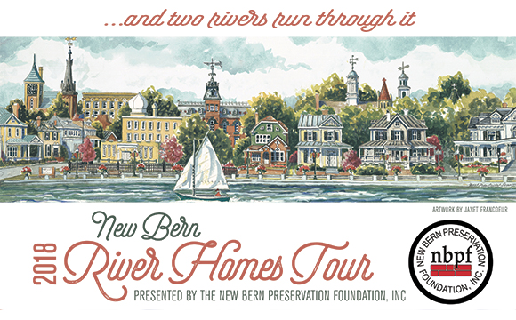 New Bern River Homes Tour
