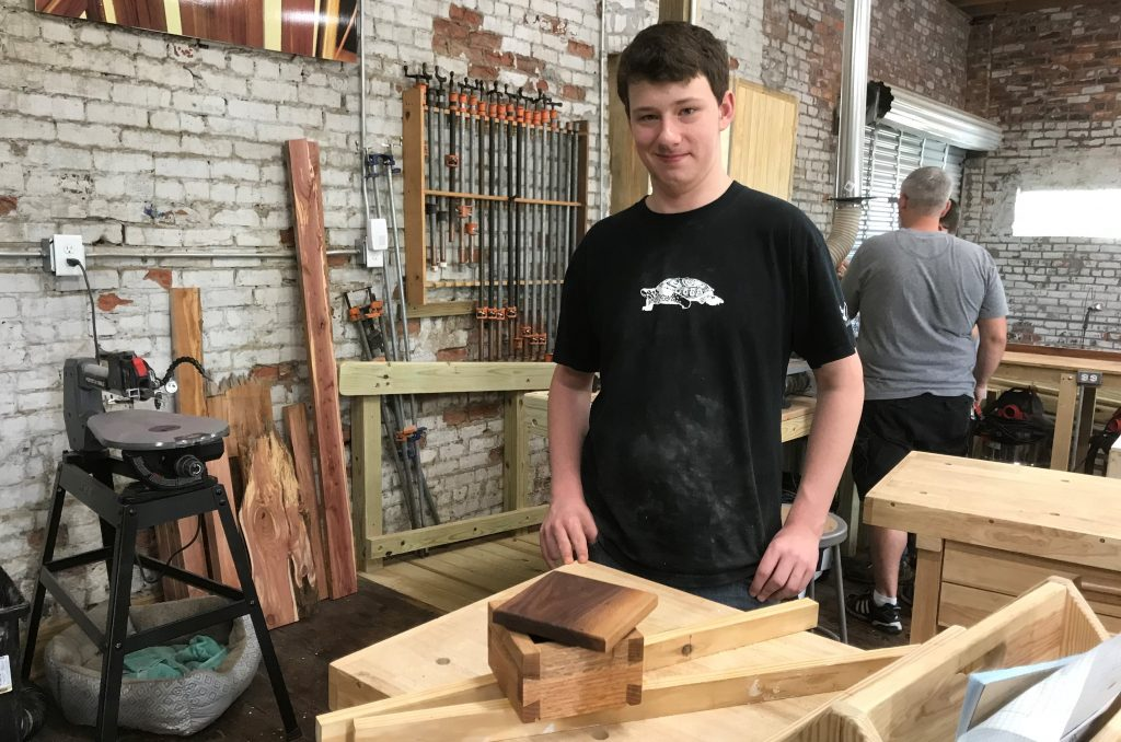 Saturday Beginning Woodworking Class