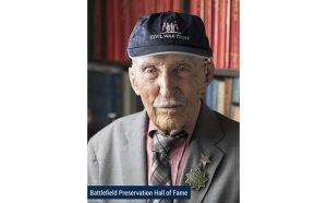 Historian Ed Bearrs