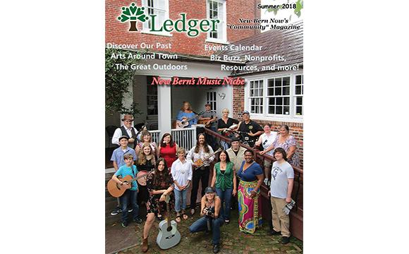 Ledger Magazine - July - Sept 2018