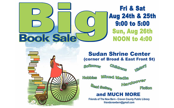 Big Book Sale 2018