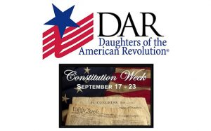 DAR Constitution Week