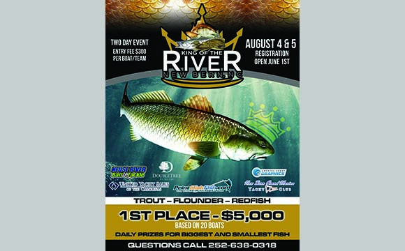 King of the River Fishing Tournament