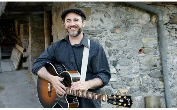 Songwriter and Guitarist Jon Shain