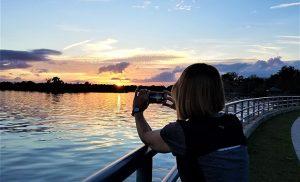 Trent River Sunset