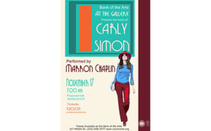 At the Gallery - Carly Simon
