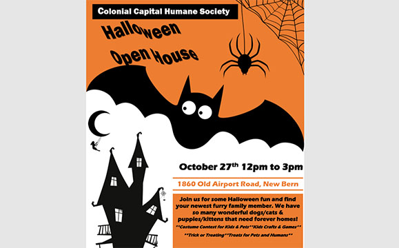 Colonial Capital Humane Society Halloween