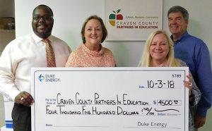 Duke Energy Grant