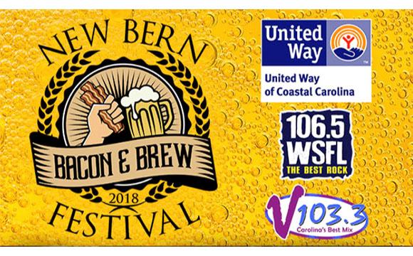 New Bern Bacon & Brew Festival 2018