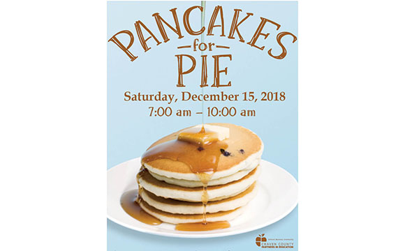 Pancakes for Pie 2018