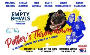 Potters Throwdown 2019