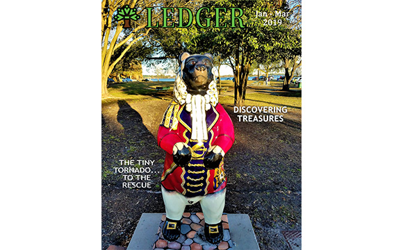 New Bern's Ledger Magazine - 1st Qtr Edition