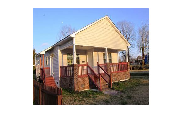 New Craven County Habitat House