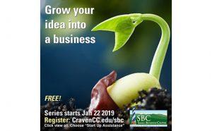 Small Business Center Craven Community College
