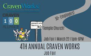 Craven Works Job Fair 2019