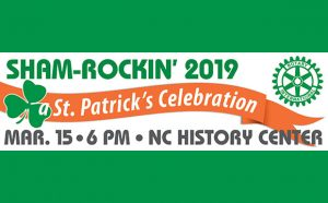 Sham-Rockin' St Patrick's Celebration