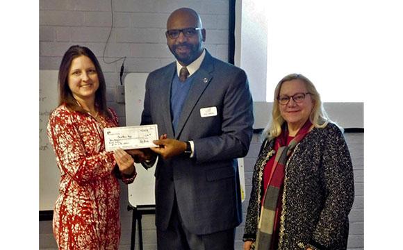 Weyerhaeuser Awarded PIE Grant at Bridgeton Elementary
