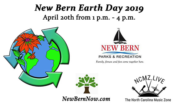 New Bern Earth Day 2019