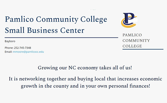 Pamlico Community College - Small Business Center