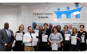 Spring PIE Grant Winners - Principals