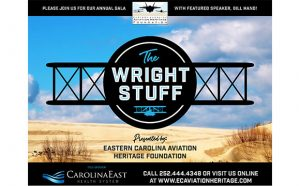 The Wright Stuff - ECAHF Gala