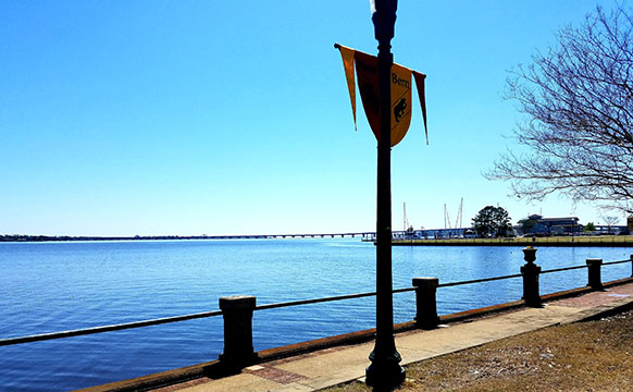 Riverwalk - New Bern NC
