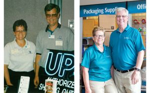 Pat and Mack - UPS Store of New Bern