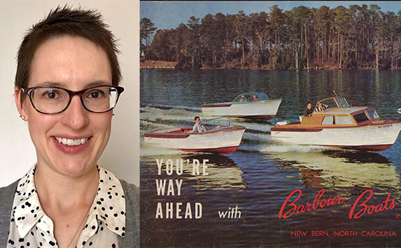 Barbour Boats with Lindy Cummings