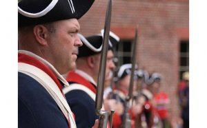 Colonial Market Day at Tryon Palace