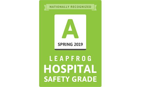 Leapfrog Hospital Safety Grade - CarolinaEast