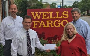 Wells Fargo - Craven Partners In Education