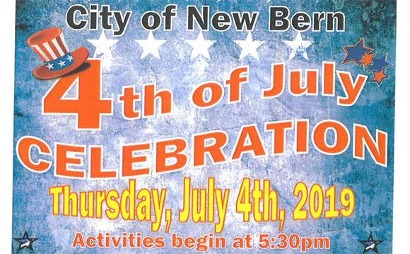 City of New Bern - July 4th Celebration
