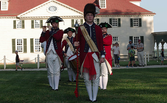 Fifes and Drums Corps of Yorktown