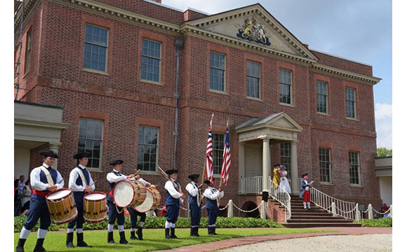 Glorious Fourth at Tryon Palace