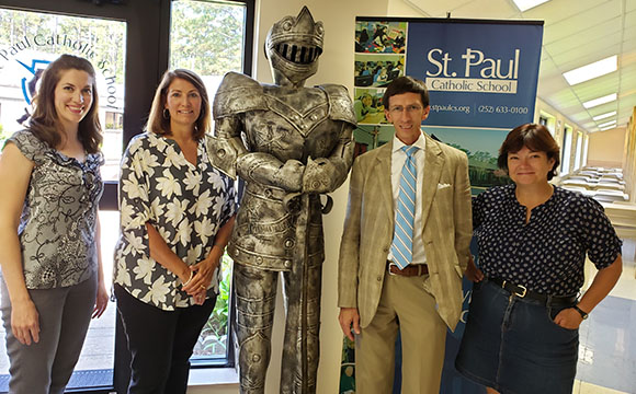 Saint Paul Catholic School Faculty