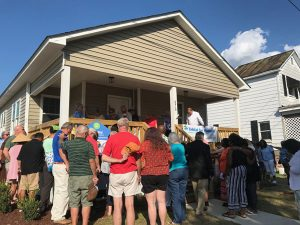 New Habitat Home Celebration
