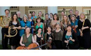North Carolina Baroque Orchestra