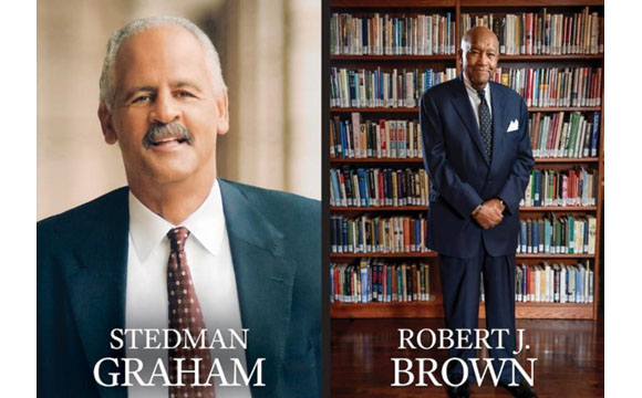 Stedman Graham and Robert J. Brown