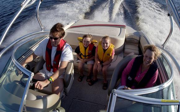 Boating New Bern